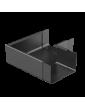 Кутовий елемент метал квадратний 90* Q STALYO PRO d125