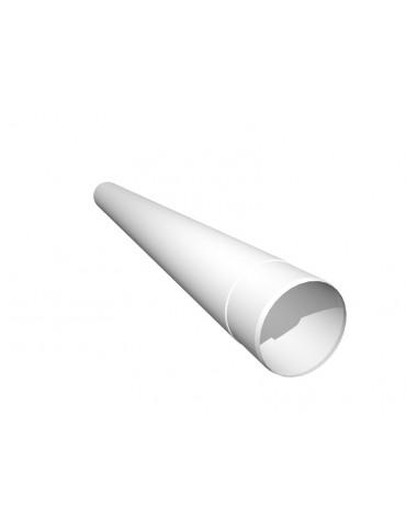 Труба водостічна метал Ruukki d100, 1м